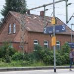 Das Haus des Bahnhofsvorstehers